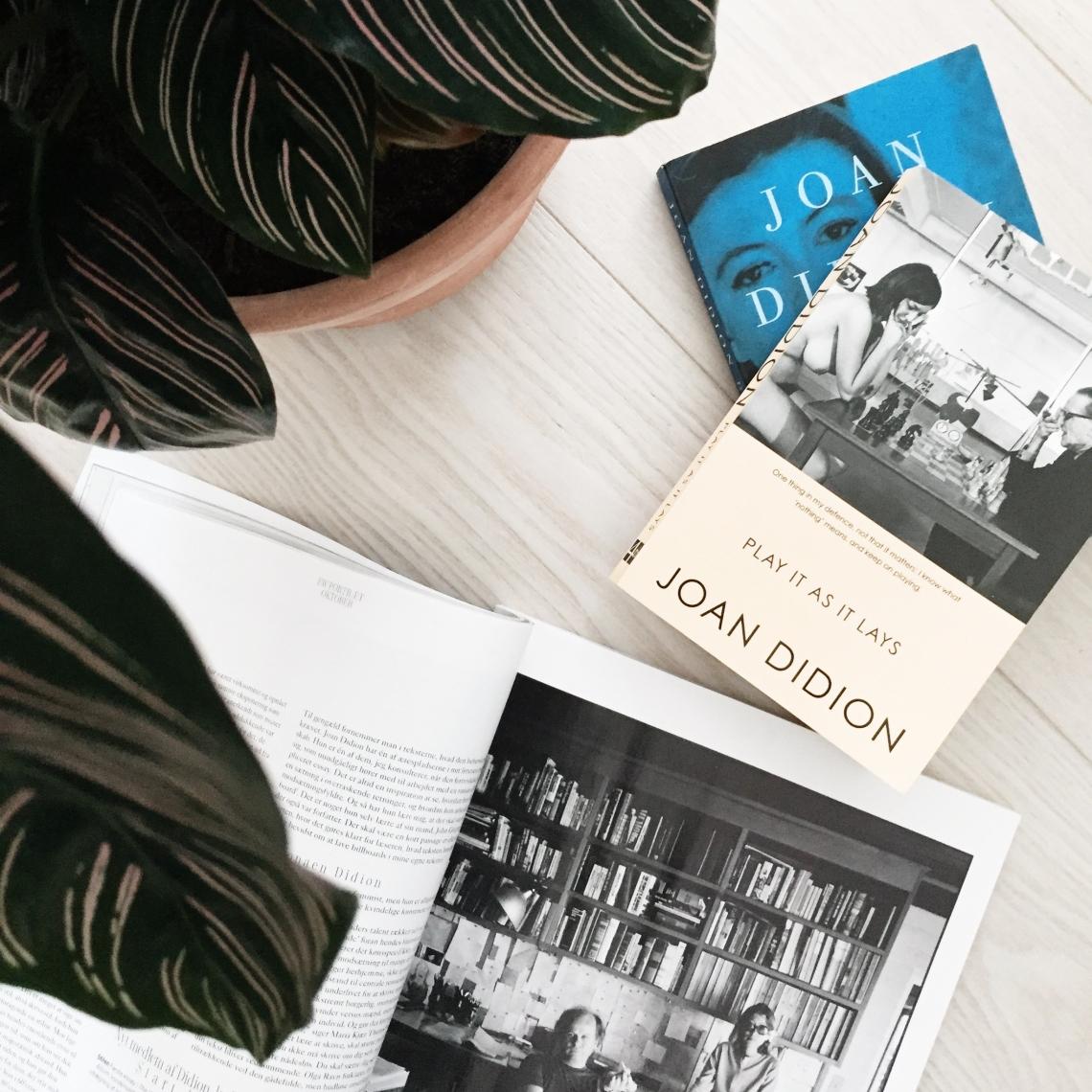 Joan Didion books bøger